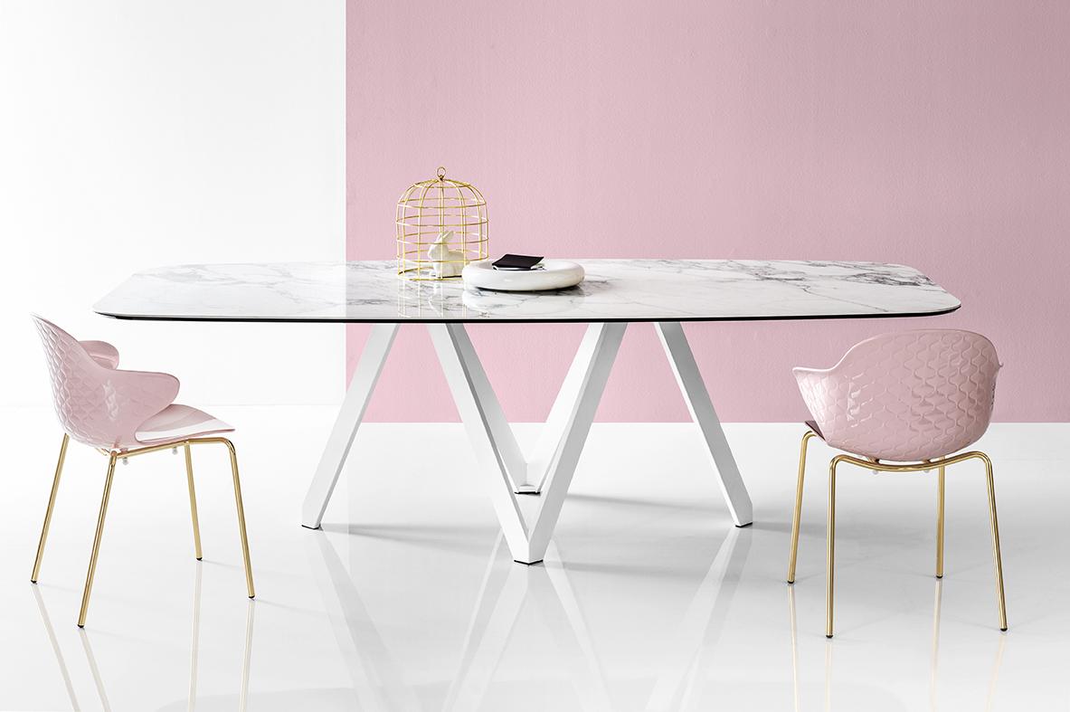 カリガリスcartesio テーブル